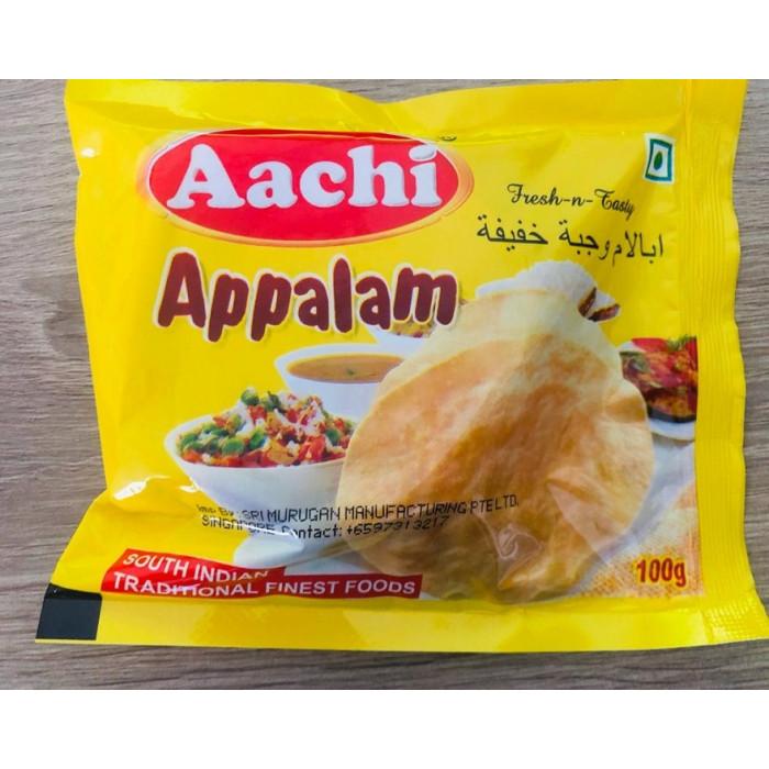 AACHI Appalam (100 Gm)