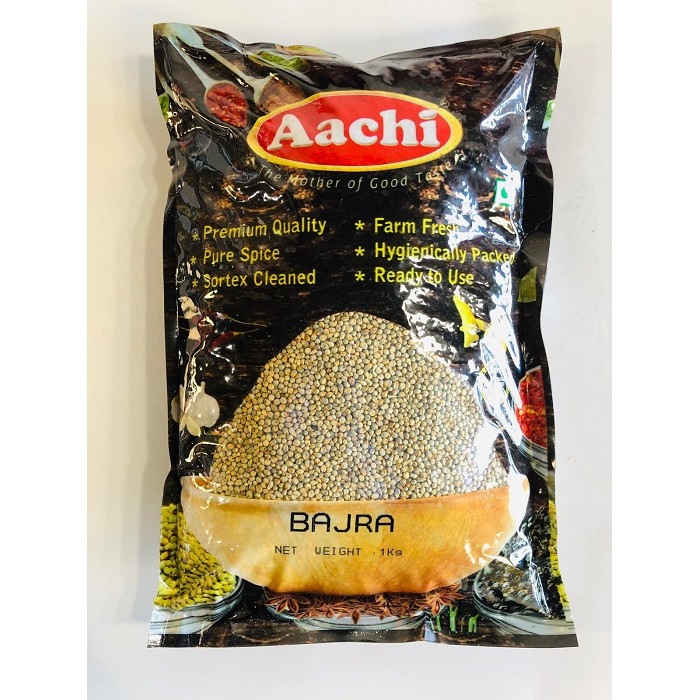 AACHI Bajra/Pearl Millet Small Whole  (1 Kg)