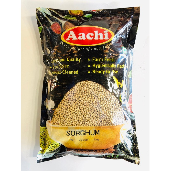 AACHI Sorghum Millet/Bajra Big Whole (1 Kg)