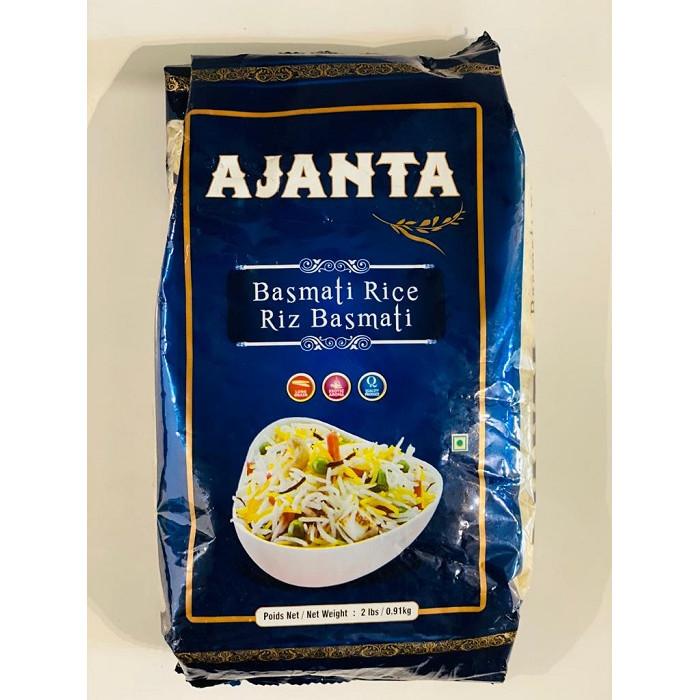 AJANTA Basmati Rice (2 Lb)