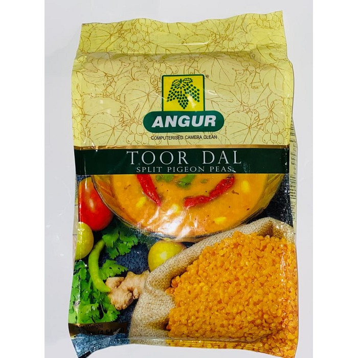 ANGUR Toor Dal Plain Dry (10 Lb)