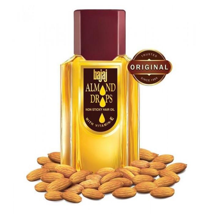 Bajaj Almond Drops Hair Oil (200 mL)