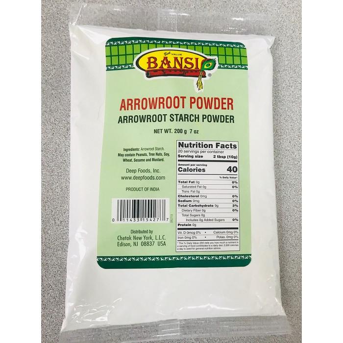 BANSI Arrow Root/Tapkir/Tapkhir Powder (200 Gm)