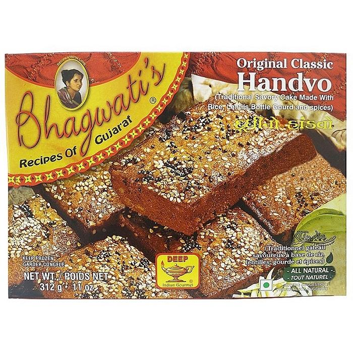 BHAGWATI Org. Classic Handvo (312 Gm)