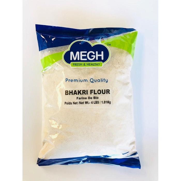 Bhakhri/Bhakri (Coarse Wheat) Flour 4lb