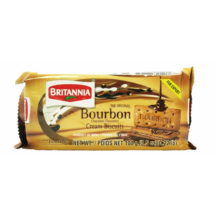 Britannia Choco Cream Treat Biscuit (100 Gm)