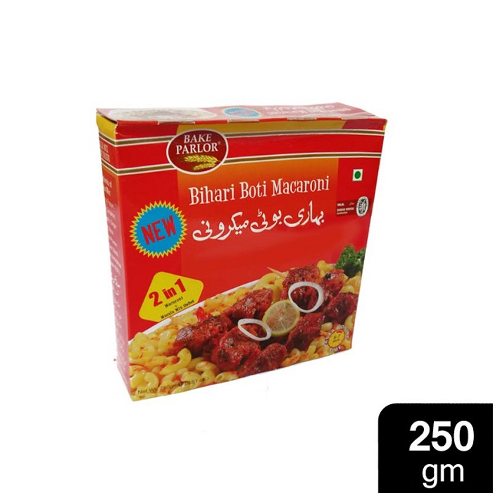 BP 2 in 1 Bihari Boti Macaroni (250 Gm)