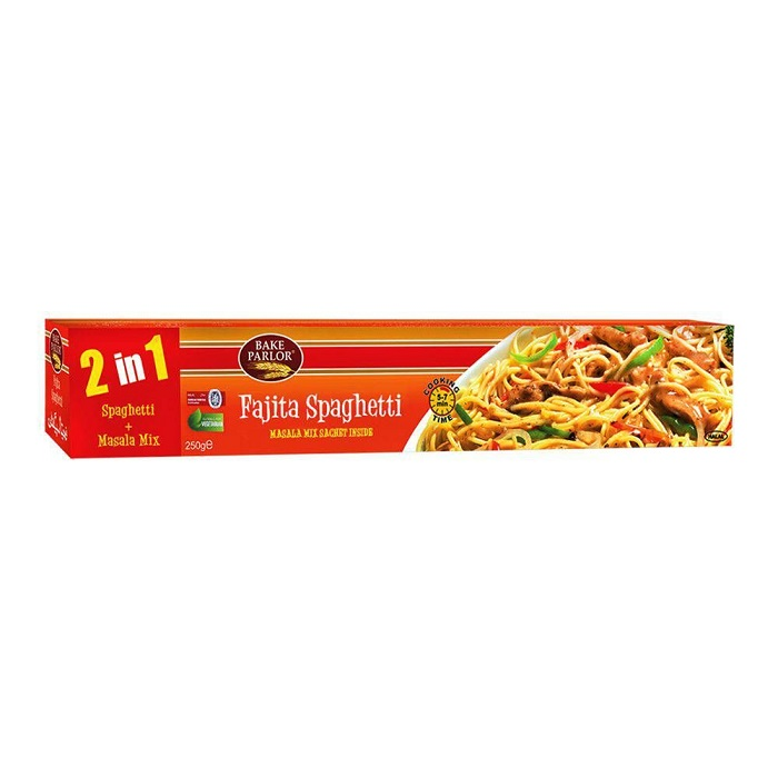 BP 2 in 1 Fajita Spaghetti (250 Gm)