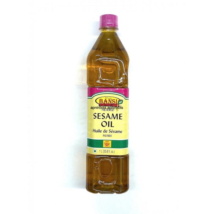 BANSI Pure Sesame Oil (1 ltr)
