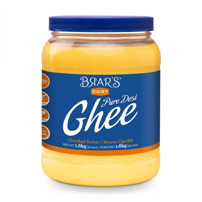 BRAR'S Desi Ghee (1.6 Kg)