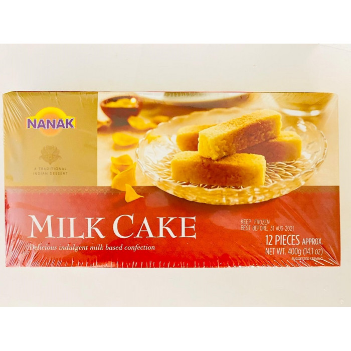 NANAK Milk Cake/Mawa Cake (400 Gm)