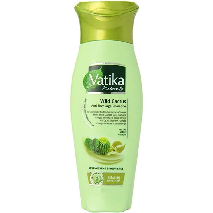 DABUR Vatika Wild Cactus Anti-Breakage Shampoo (400 mL)