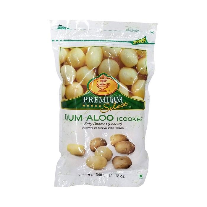 DEEP Dum Aloo/Baby Potatoes Cooked (12 oz)