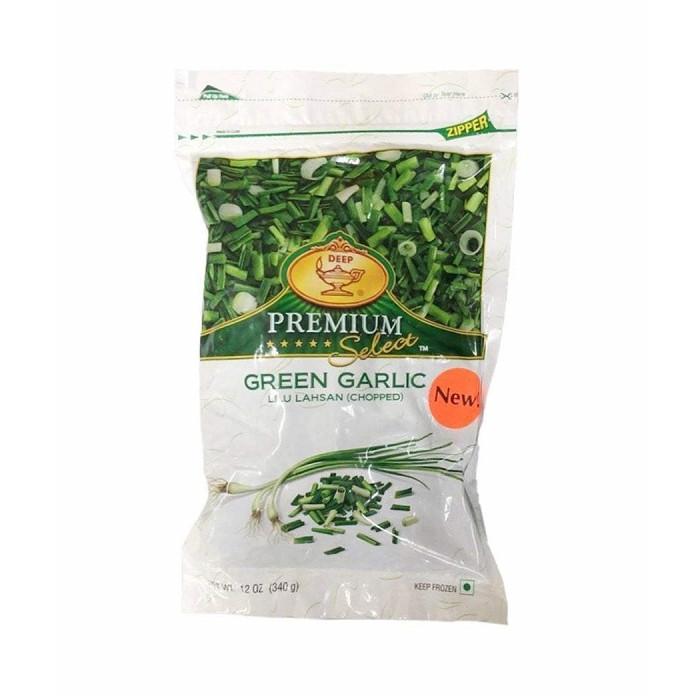 DEEP Green Garlic (12 oz)