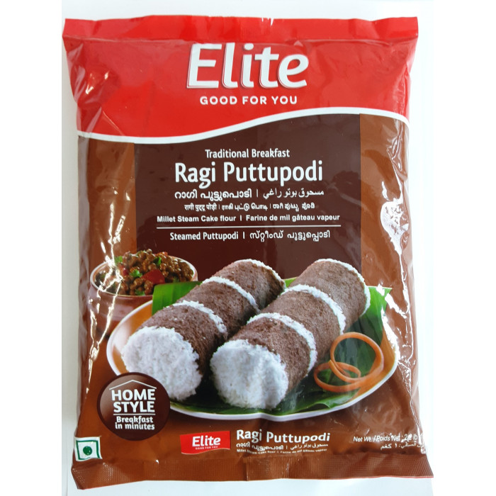 Elite Ragi Puttu Podi (1Kg)