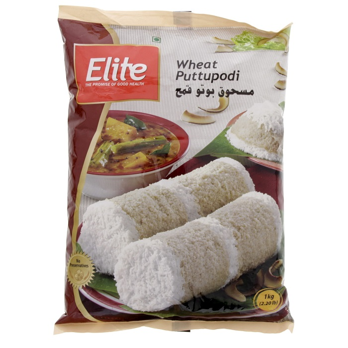 Elite Wheat Puttu Podi (1Kg)