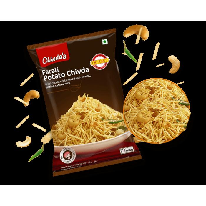 Chheda's Farali Potato Chivda Mixture (150 Gm)