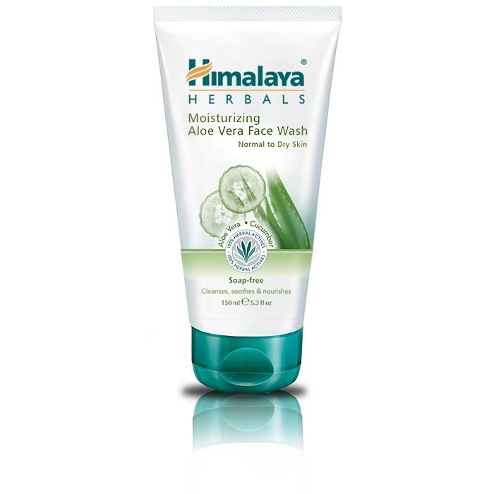 Himalaya Aloe Vera Face Wash (150 mL)
