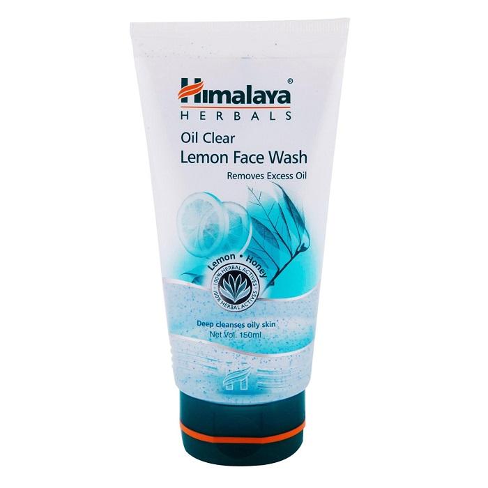 Himalaya Oil Clear Lemon Face Wash (150 mL)