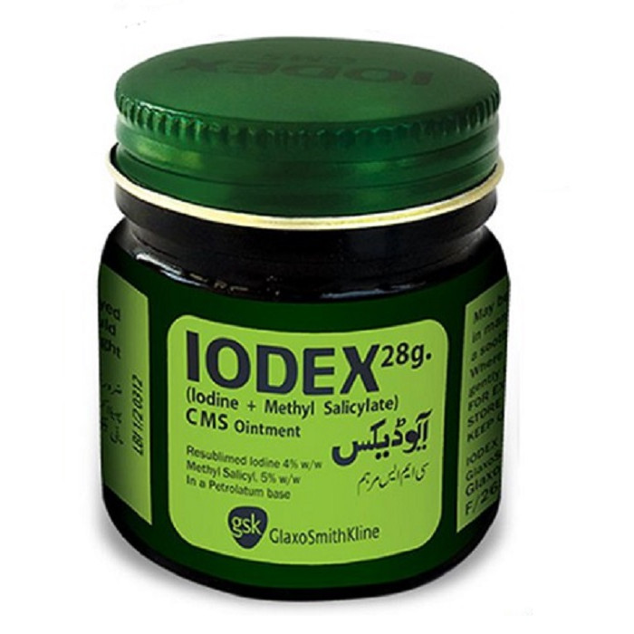 IODEX Pain Reliever Ointment/Cream (28gm)