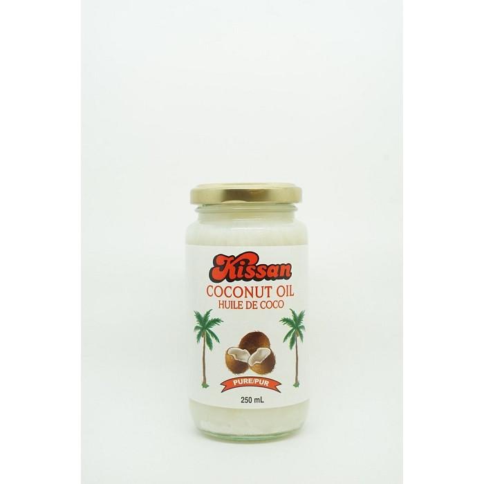 KISSAN Pure Coconut Oil (250 mL)