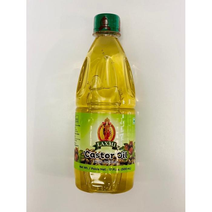 LAXMI Castor/Erandel Oil (500 ml)