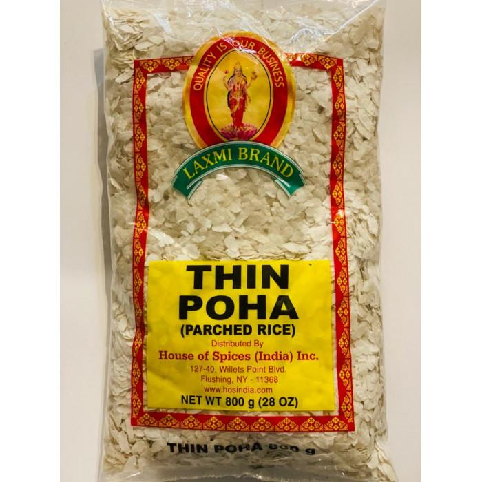 LAXMI Poha/Flattened Rice Thin (800 Gm)