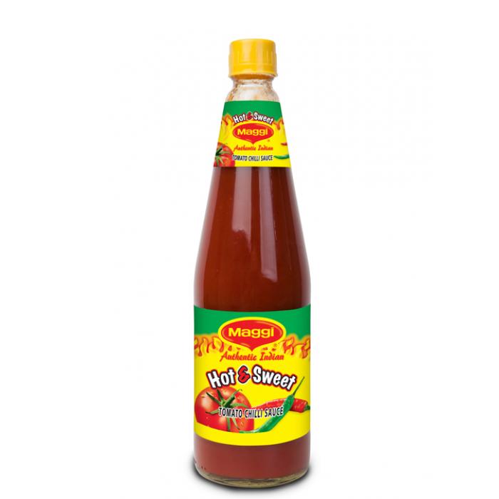 Maggi Hot & Sweet Tomato Chilli Sauce (500 Gm)