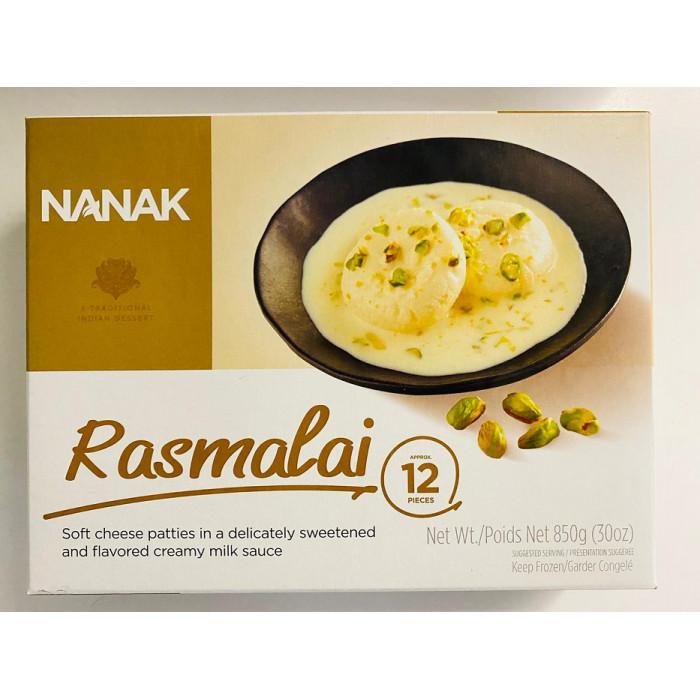 NANAK Rasmalai Frozen (850 gm)