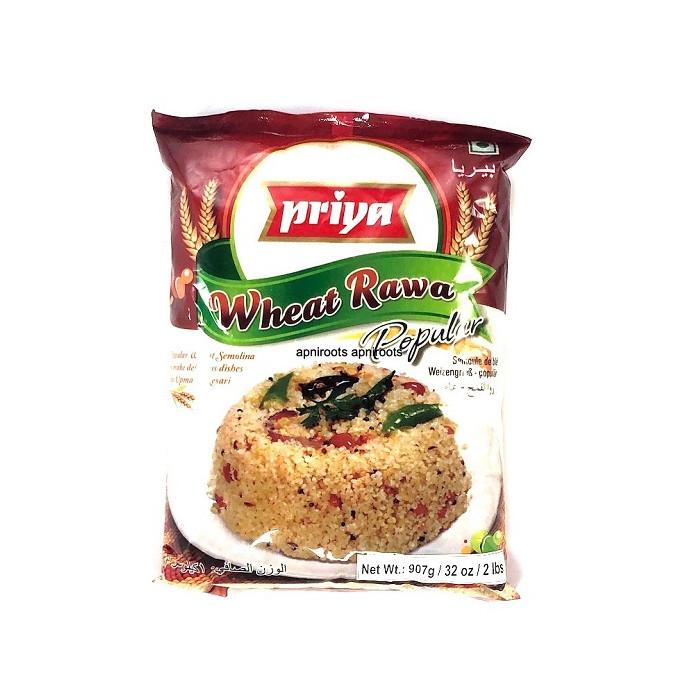 PRIYA Wheat Rava Popular (2 Lb)