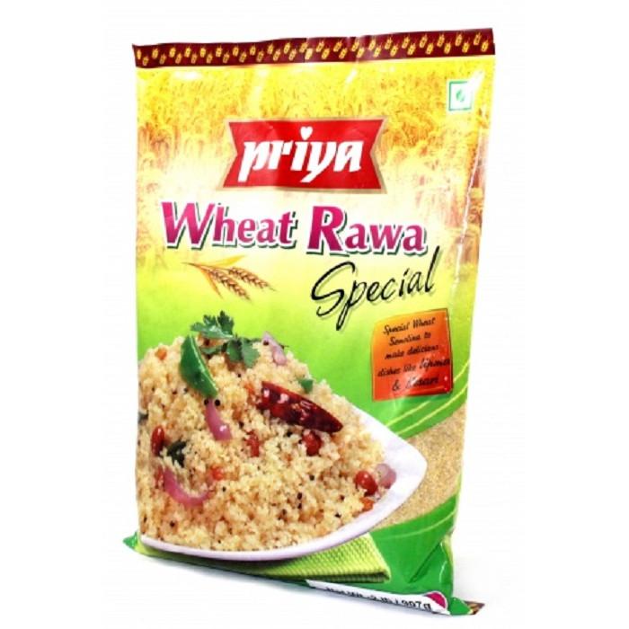 PRIYA Wheat Rava Special (2 Lb)
