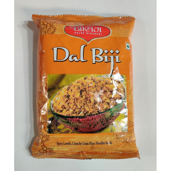 BIKAJI Dal Biji/Dal Muth (140 Gm)