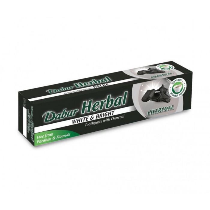 Dabur Charcoal Herbal Toothpaste