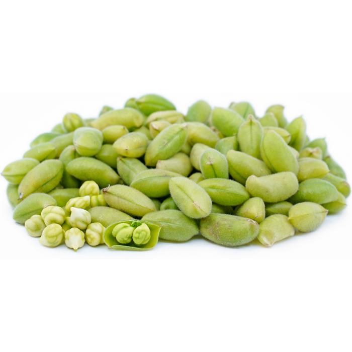Fresh Green Chickpeas (1 Lb)