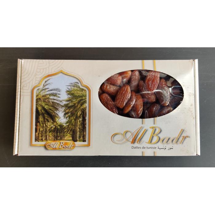 Al Bader Tunisian Dates/Khajur (1 Kg)