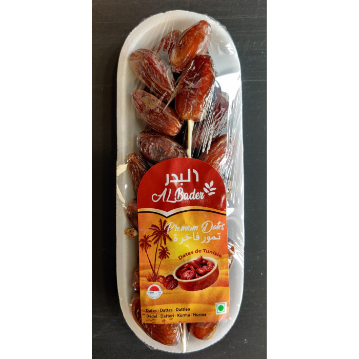 Al Bader Tunisian Dates/Khajur (200 Gm)