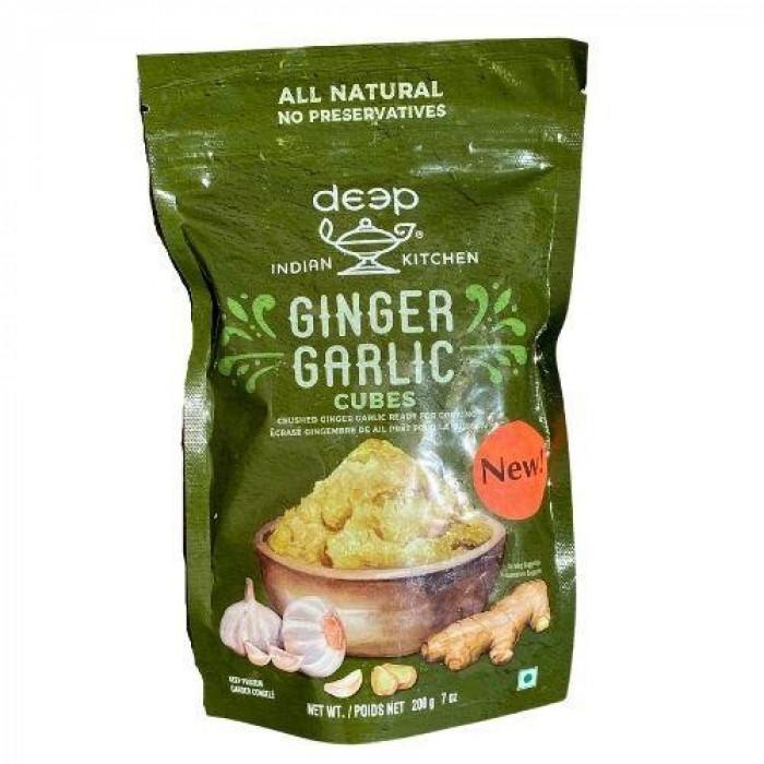 DEEP Ginger-Garlic Cubes (200 Gm)