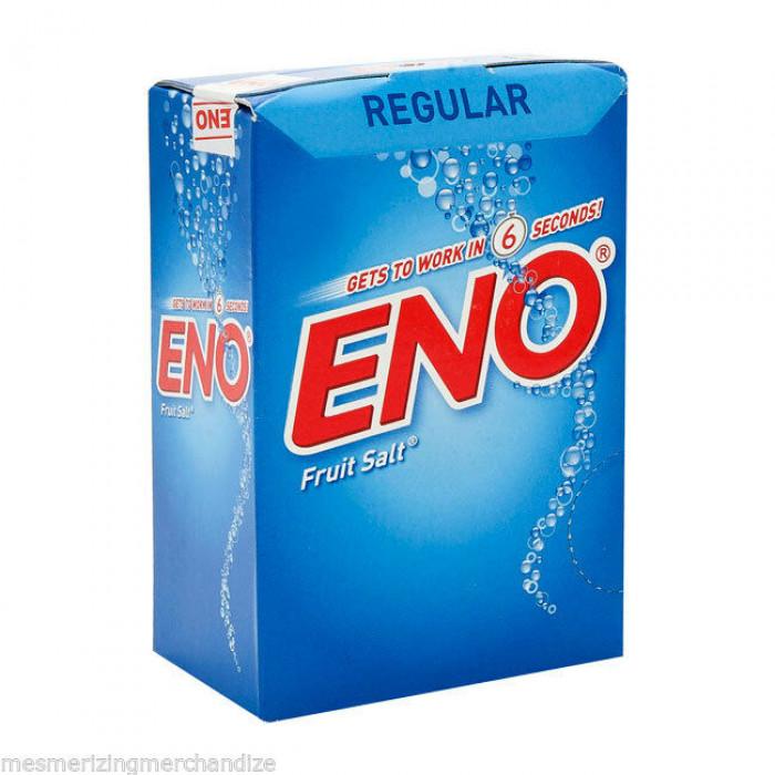ENO Regular Fruit Salt Pouch 5 Gm*30 (1 Box)
