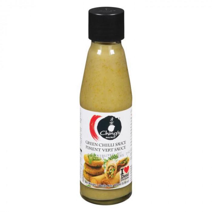CHING'S Green Chilli Sauce (170 mL)