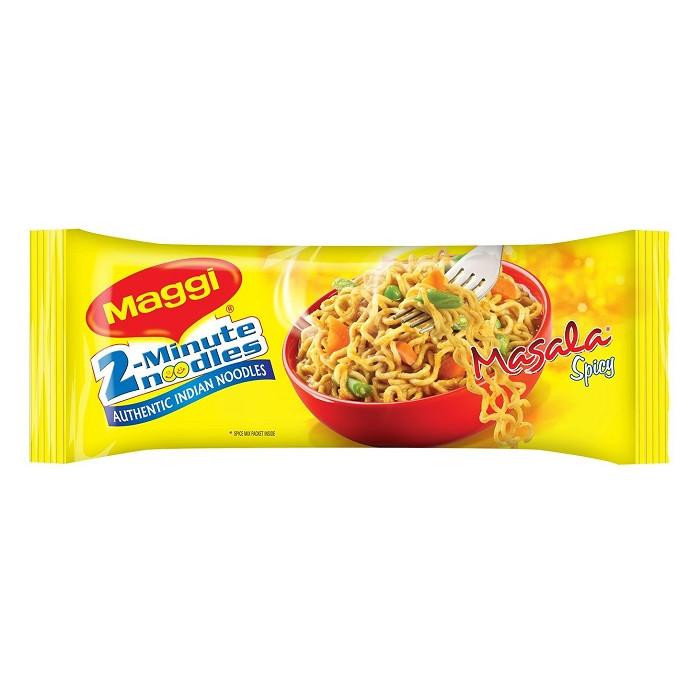 Maggi Masala Noodles 280 Gms (4 packs)