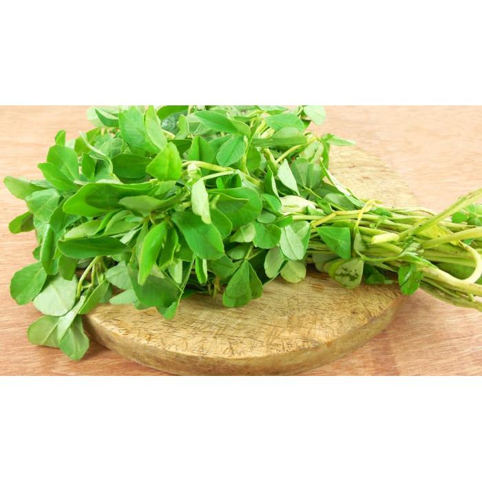 Methi/Mithi/Fenugreek Leaves Fresh (1 Bunch)