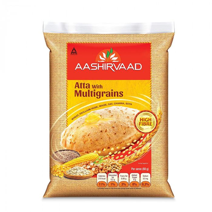 AASHIRVAAD Multigrain Atta (1 Kg)