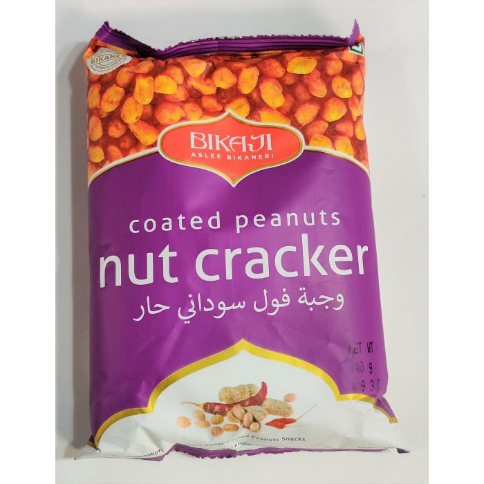 BIKAJI Nut Cracker (Coated Peanut) (140 Gm)