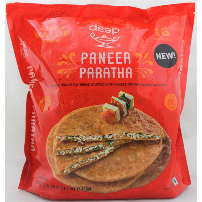 DEEP Paneer Paratha (4 pcs)