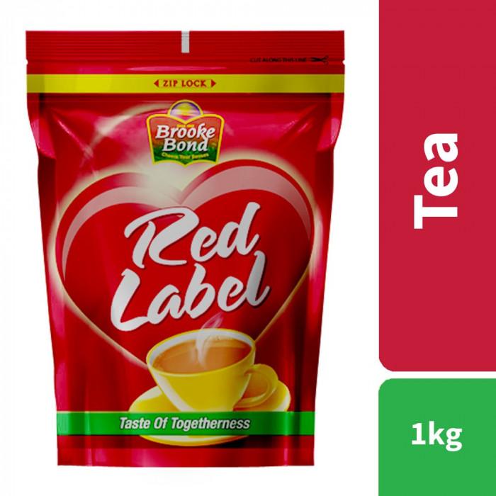 Brooke Bond Red Label Tea Big Bag (1 Kg)