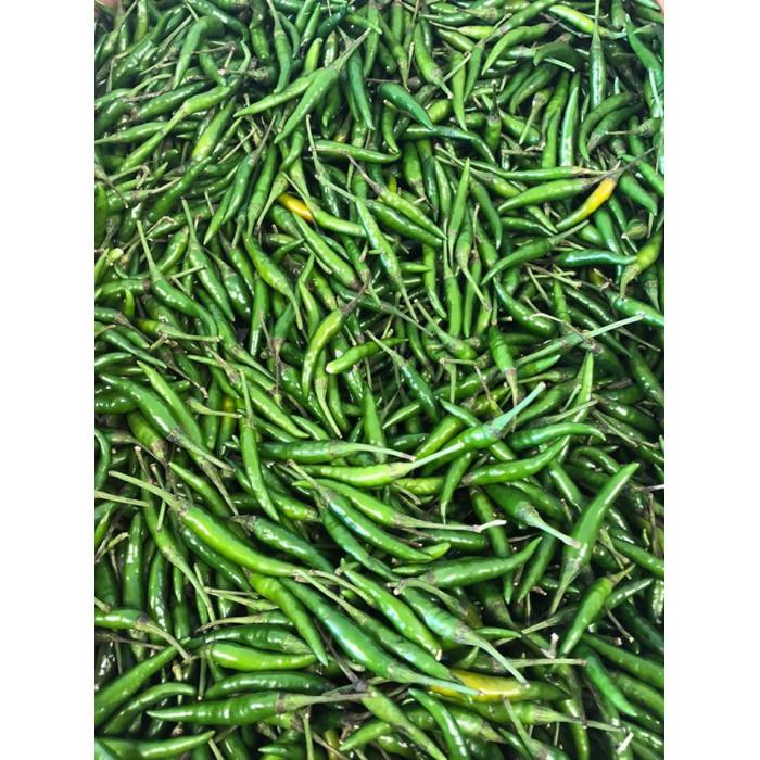 Thai Green Chilli (1 Lb)